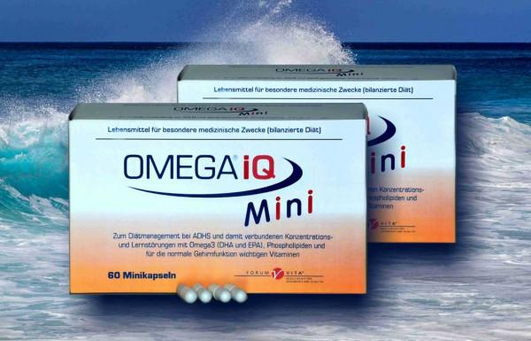 OMEGA iQ Mini Kennenlernangebot