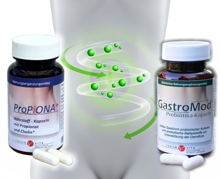 Propiona+ und GastroMod