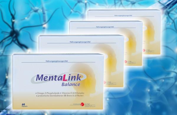 MentaLink Balance 4er Vorteilsangebot