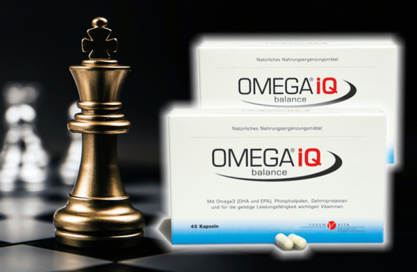 OMEGA iQ Kennenlernaktion