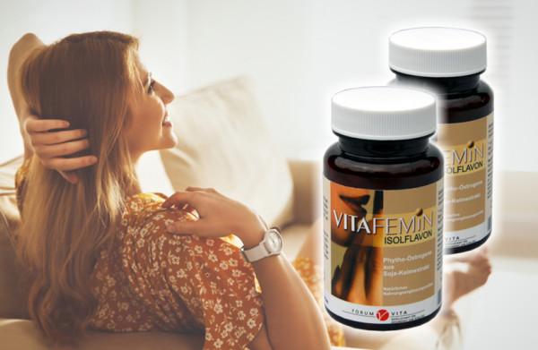 Vita-Femin Isoflavon Doppelpack
