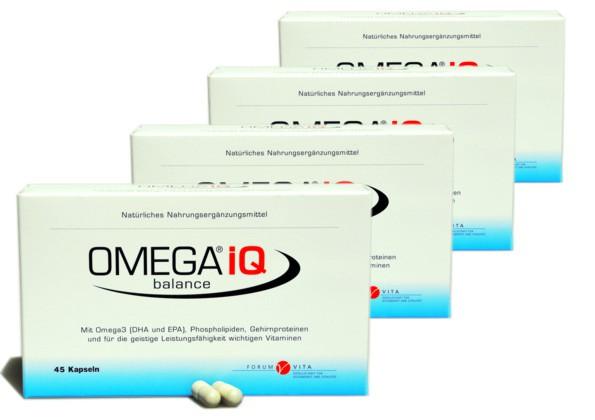 OMEGA iQ 4er Angebot