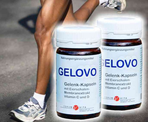 GELOVO Gelenk-Kapseln Kennenlern-Angebot