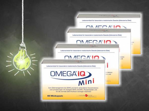 OMEGA iQ Mini 4er-Frühlings - Angebot