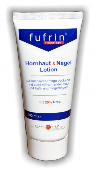 Fufrin Hornhaut & Nagel Lotion