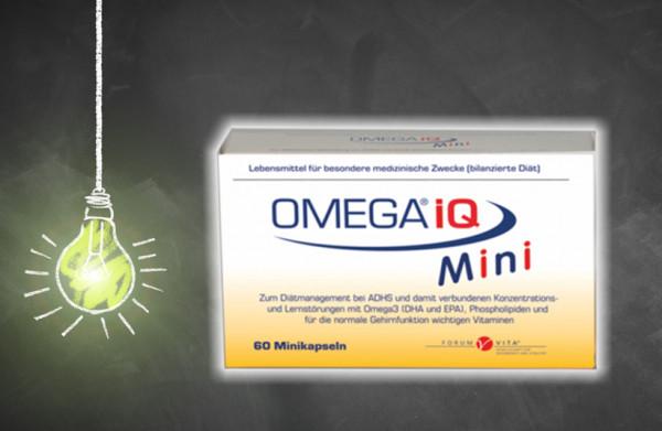 OMEGA iQ Mini