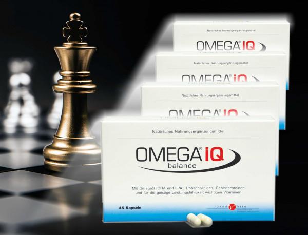 OMEGA iQ 4er Frühlings - Angebot