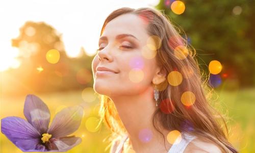 Glück und innerer Ruhe