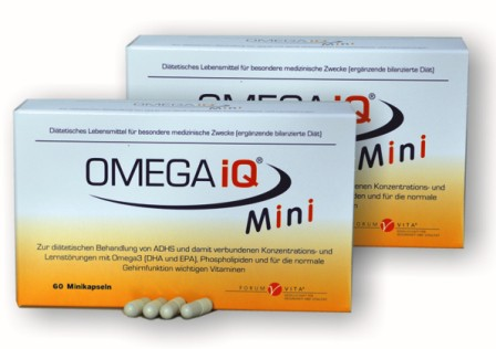 OMEGA iQ Mini Kennenlernangebot