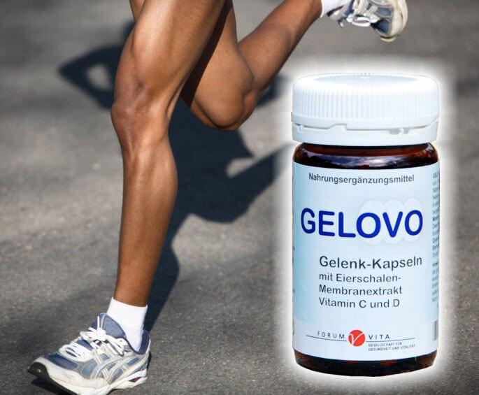 GELOVO für Ihre Gelenk-Fitness