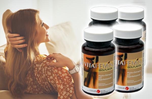 Vita-Femin Isoflavon 4er Vorteilsangebot